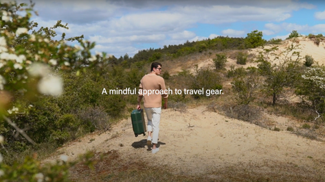 A mindful approach to travel gear - Nortvi