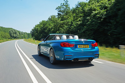 BMW M4 cabrio - Ekris BMW