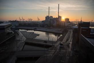 Aarhus City morning