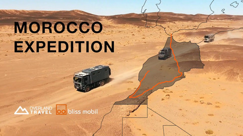 Morocco Issue 2 - Overland Travel