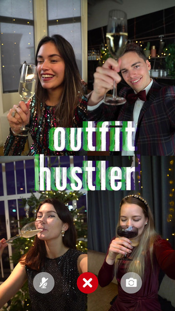 Outfit Hustler Campaign Shoot