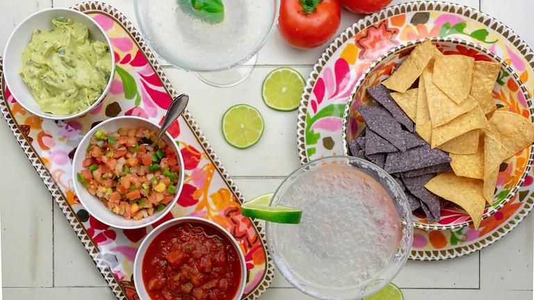 Homemade Tortillas & Mexican Salsas