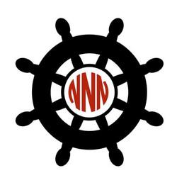 Ships wheel Monogram