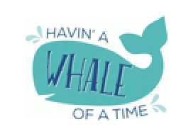 Havin' a whale of a time
