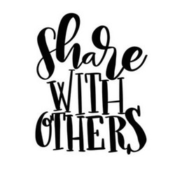 Share with others