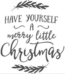 have yourself a merry little christm