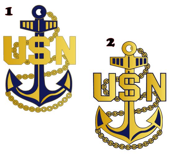 USN Anchor