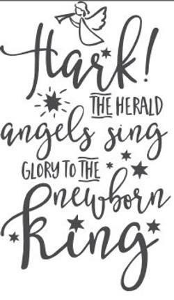 Glory to the newborn