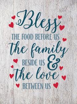 Food, Family, Love