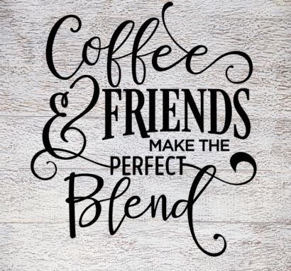 Coffee & Friends