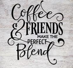 Coffee & Friends