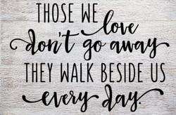 Walk Beside Us