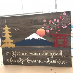 Mt. Fuji Life was meant for a good a