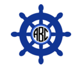 ship's wheel Monogram