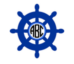 ship's wheel Monogram