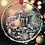 Thumbnail: Japan Adventures Laser Engraved Christmas Ornament