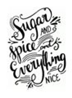 sugar and spice everything nice