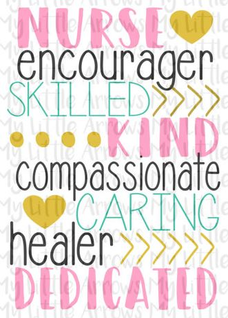 Nurse Encourage skilled..