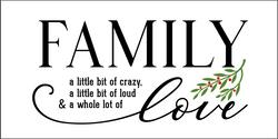 FAMILY...LOVE