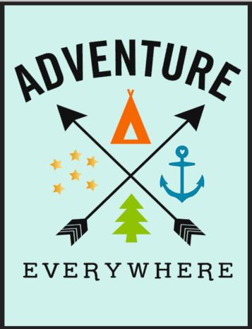 Adventure everywere
