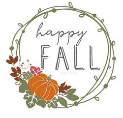 Fall round