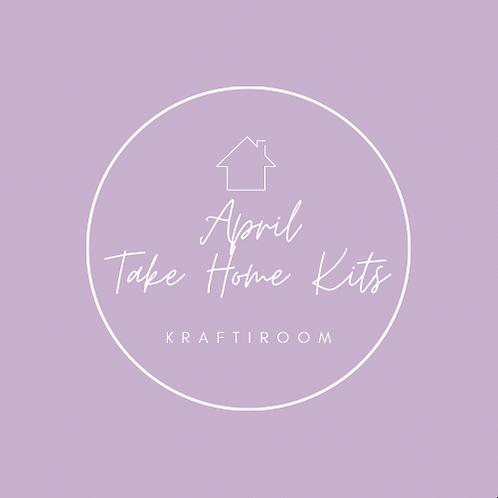 March Take Home Kits
