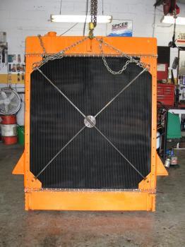 Réparation de radiateur