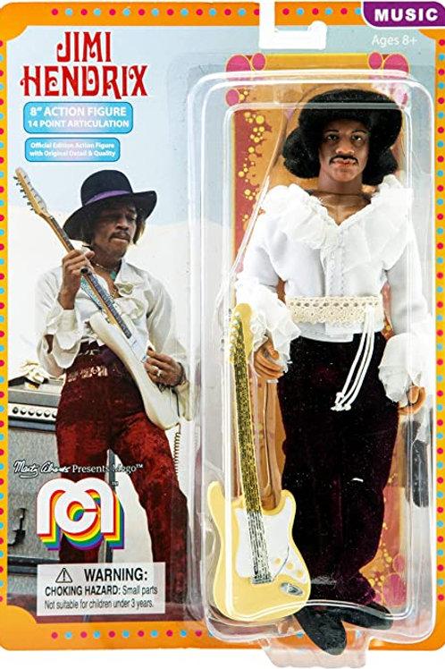 Jimi Hendrix II - Mego Corporation