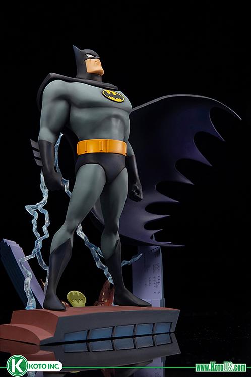 BATMAN ANIMATED SERIES ARTFX+ 1/10th Scale Pre-Painted Model Kit