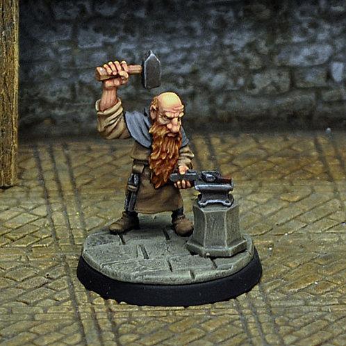 Dwarf Weaponsmith - NP16