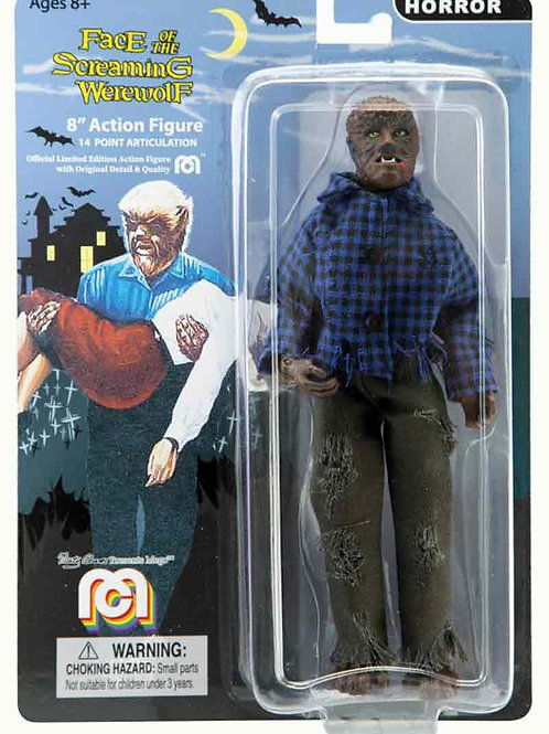 Face of the Screaming Were Wolf- Mego Corporation