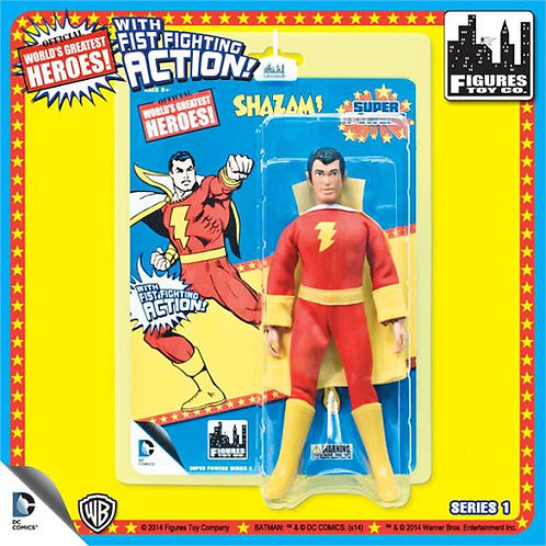 Shazam - Super Powers
