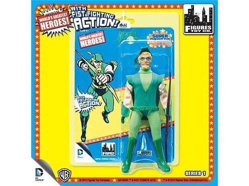 Green Arrow - Super Powers