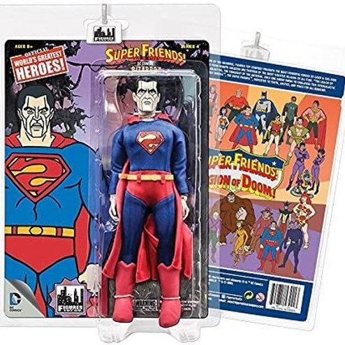 Bizarro Superman - Super Friends