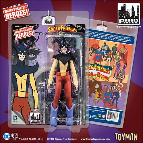 Toy Man - Super Friends