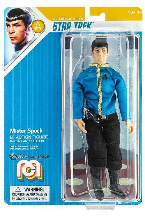 Mister Spock - Mego Corporation