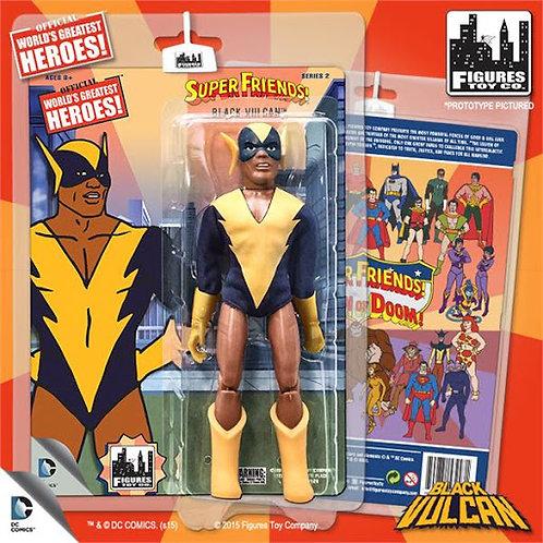 Black Vulcan - Super Friends