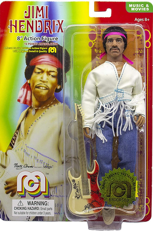 Jimi Hendrix I - Mego Corporation