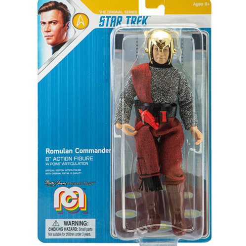 Romulan Commander - Mego Corporation