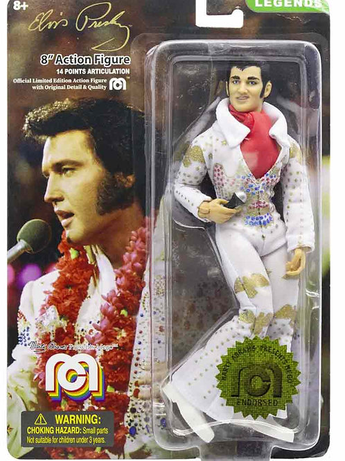 Elvis - Mego Corporation