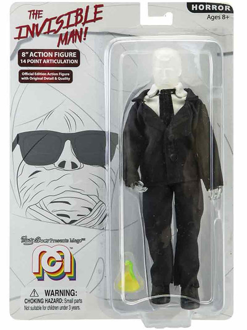 The Invisible Man - Mego Corporation