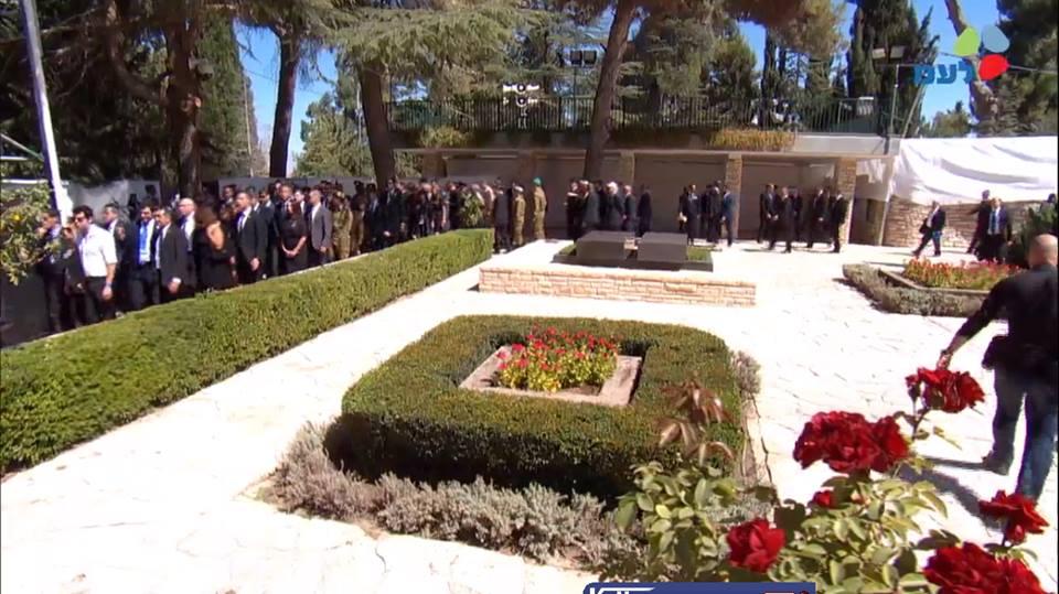 시몬 페레스 장례식