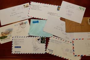 편지를 읽으시는 하나님(God Receives His Mail)