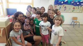 '유치원은 즐거워야 한다' 스누니트 유치원 아비카이 교사 인터뷰