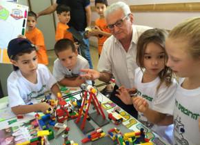 이스라엘 과학 조기 교육 현장! 제1호 '키즈 과학 유치원'