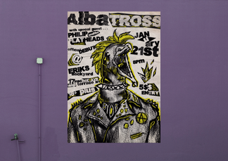 Albatross Band Poster