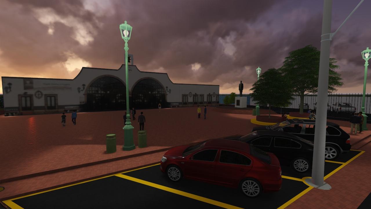 Proyecto Plaza Carrillo Puerto