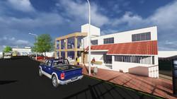 Proyecto Oficina Operaciones DMFCP