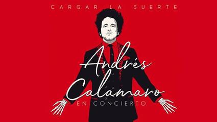 Andrés Calamaro en Querétaro