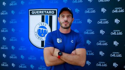 Alex Diego, contento e ilusionado